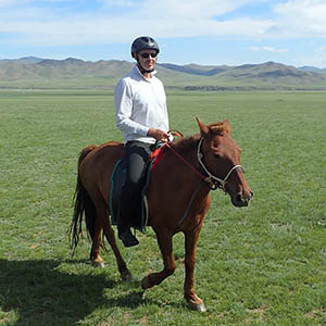 Amgalan, Travel Expert at Mongolia Travel & Tours